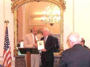 Congressman John D. Dingell and Senator John McCain