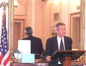Congressman Robert T. Matsui