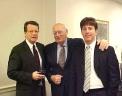 Charles B. Curtis, Frank Silbey, Alexander Silbey